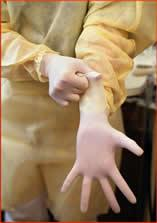 Always practice universal precautions