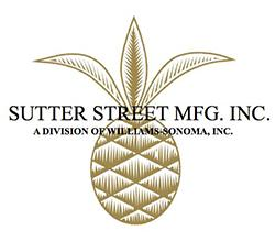 Sutter Street MFG. INC., a division of Williams-Sonoma, Inc.