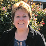 Dawn Hollar, administrative clerk