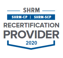 In Partnership with SHRM Society for Human Resource Management 2020
