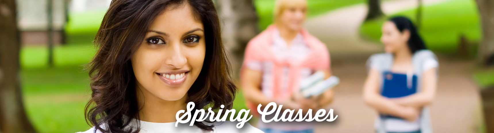 Spring Intersession Classes