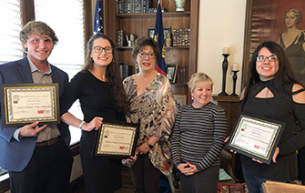 Hickory Woman's Club Donation 2019