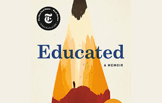 Educated: A Memoir Book Cover