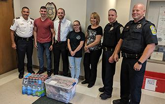 Newton PD Adopt A Cop Fall 2019