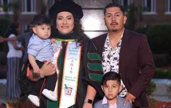 Adriana Rodriguez-Pharmacy Graduation Florida A&M