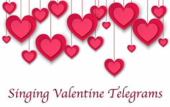 Valentine Telegram